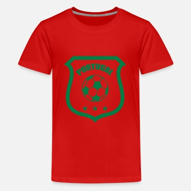 Portugal Portugal - Teenage Premium T-Shirt