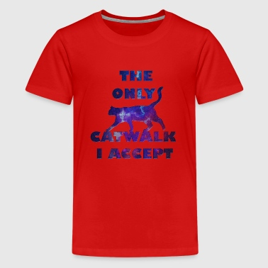 Catwalk Catwalk - Teenager premium T-shirt