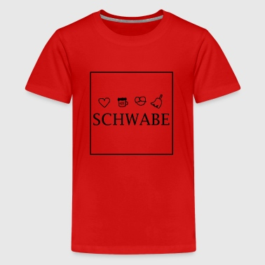 Schwabe - Teenager Premium T-Shirt