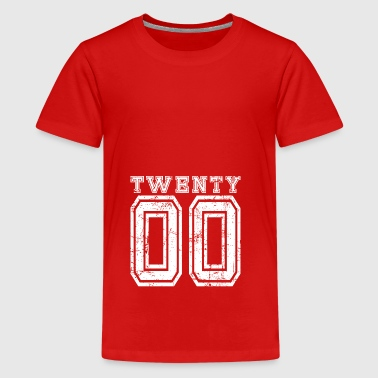 Twenty 2000 - Teenage Premium T-Shirt