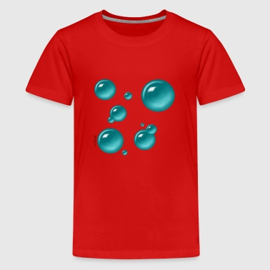 Bubbles - Teenage Premium T-Shirt