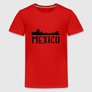 MEXICO bybillede - Teenager premium T-shirt