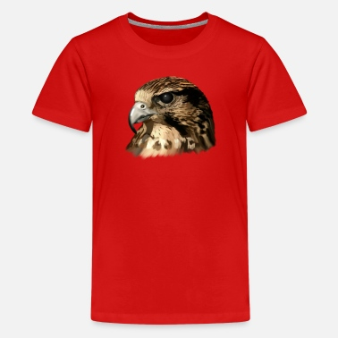 Falcon falcon - Teenage Premium T-Shirt