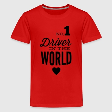 The world's best riders - Teenage Premium T-Shirt