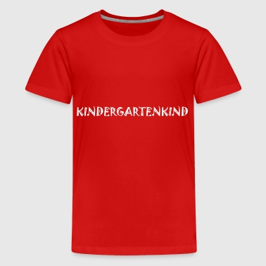 Preschooler - Teenage Premium T-Shirt