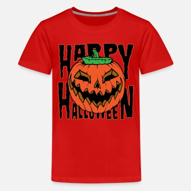 Halloween Halloween eu - Teenage Premium T-Shirt