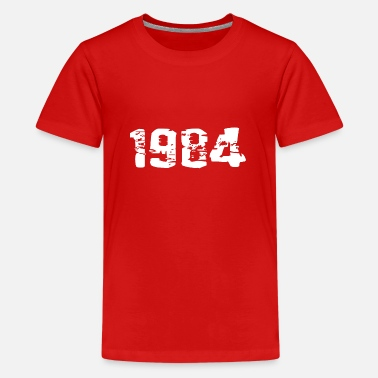 Year Of Birth Year of birth - Teenage Premium T-Shirt