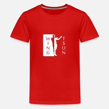 Wingtsun WingTsun - Teenage Premium T-Shirt