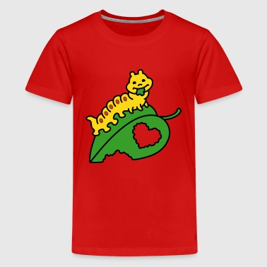 Caterpillar - Teenager Premium T-shirt