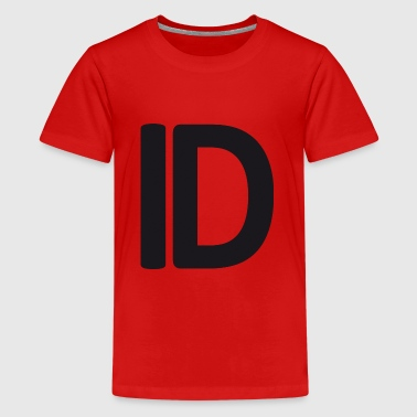 ID - Teenage Premium T-Shirt