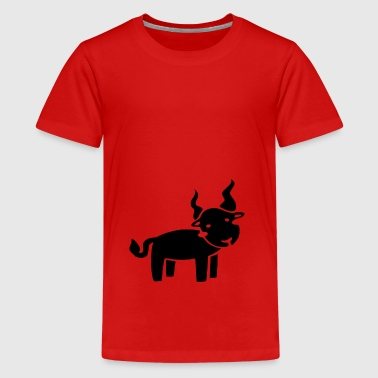 Capricorn - Teenage Premium T-Shirt