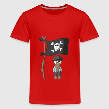 pirate - T-shirt Premium Ado