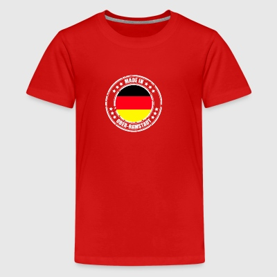 UPPER-RAMSTADT - Teenage Premium T-Shirt