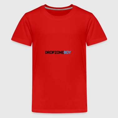 dropzoneBoy - Teenage Premium T-Shirt