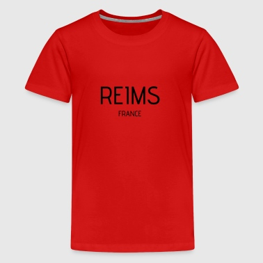 Reims - Teenager premium T-shirt