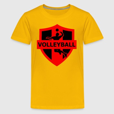 Boll volleyball - T-shirt Premium Ado