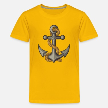anchor - Teenage Premium T-Shirt