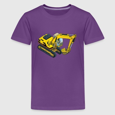 Bagger - Teenager Premium T-Shirt