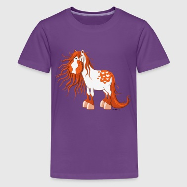 Appaloosa Paard - Teenager Premium T-shirt