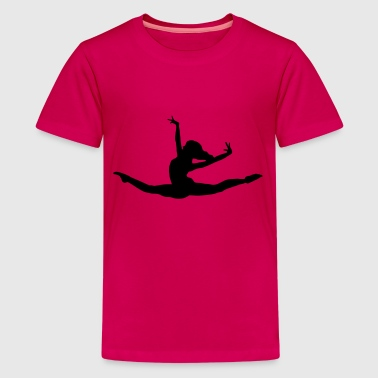 Gymnastics, gymnastics ( super cheap!) - T-shirt Premium Ado
