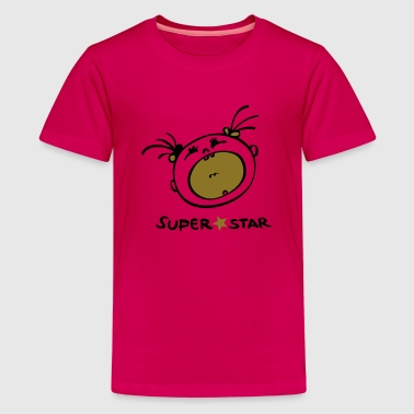 Superstar - Teenager Premium T-Shirt