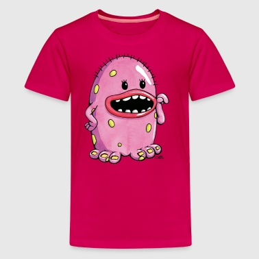 Monster Kinder sweaters - Teenager Premium T-shirt