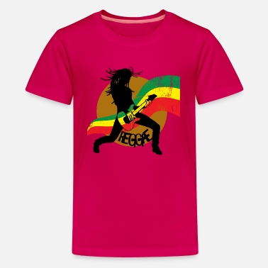 Just Reggae Reggae - Teenager Premium T-shirt