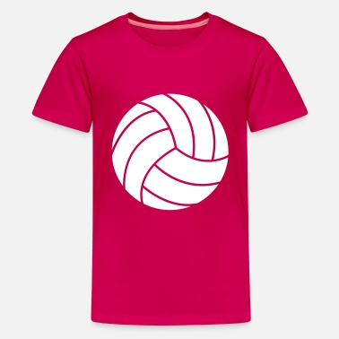 Volleyball Volleyball Camisetas niños - Camiseta premium adolescente