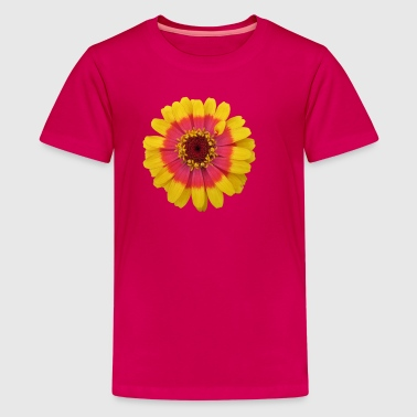 Bloem, Flower - Teenager Premium T-shirt