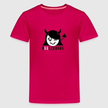 Beelzebabe - Teenager Premium T-Shirt