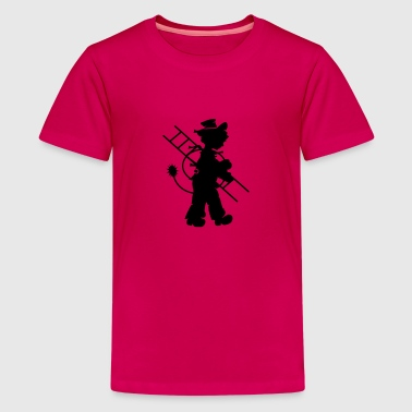 chimney sweep - Teenage Premium T-Shirt