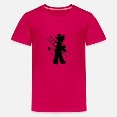 Chimney Sweeps chimney sweep - Teenage Premium T-Shirt