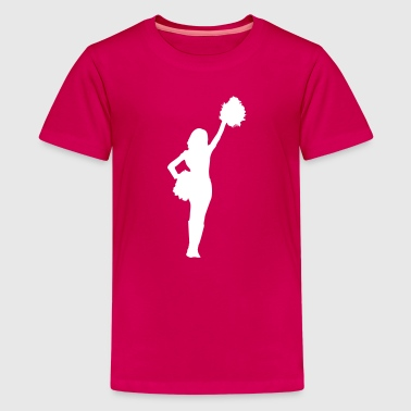 Cheerleader - Teenage Premium T-Shirt