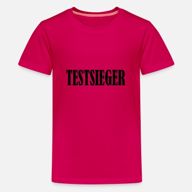 Writing Write - Teenage Premium T-Shirt
