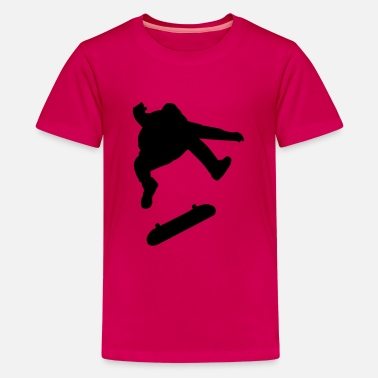 Skater - Teenage Premium T-Shirt