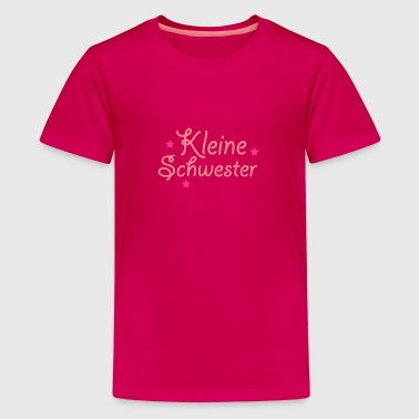 kleine Schwester - Teenager Premium T-Shirt