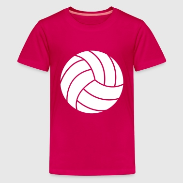 Volleyball - T-shirt Premium Ado