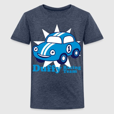 duffy racing team - Teenage Premium T-Shirt