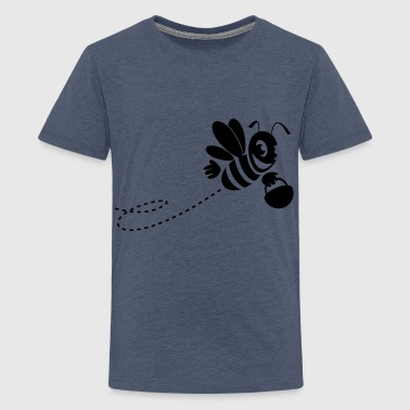 vol d'abeille - T-shirt Premium Ado