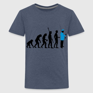 evolution_uniform_2c - Premium-T-shirt tonåring