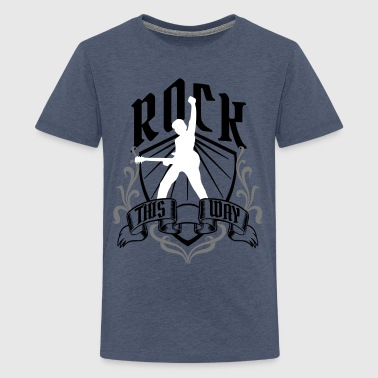 Rock this way - Camiseta premium adolescente
