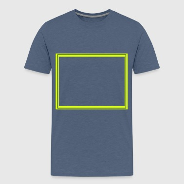 picture frame_1_1 - Teenage Premium T-Shirt