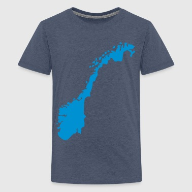 Norway - Teenage Premium T-Shirt