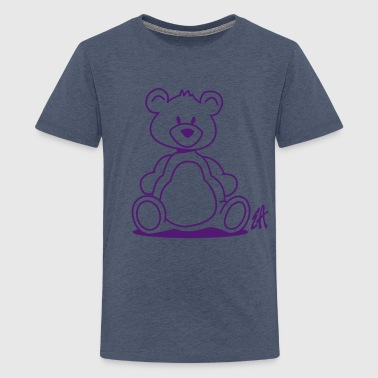 Teddybär - Teenager Premium T-Shirt