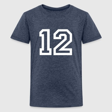 12 Collegestyle - Teenager Premium T-Shirt