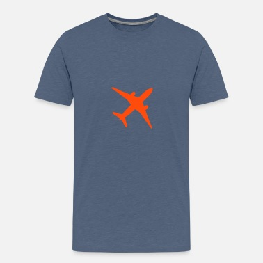 Avion Enfant Avion - T-shirt Premium Ado