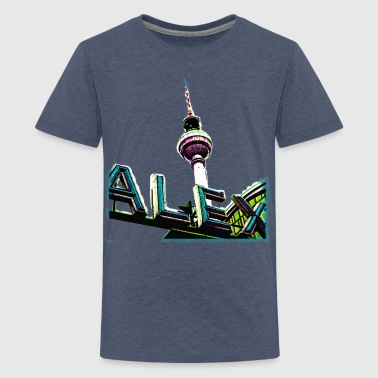 Alex Cyan - Teenager Premium T-Shirt