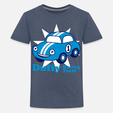 Duffy duffy racing team - Teenager Premium T-shirt