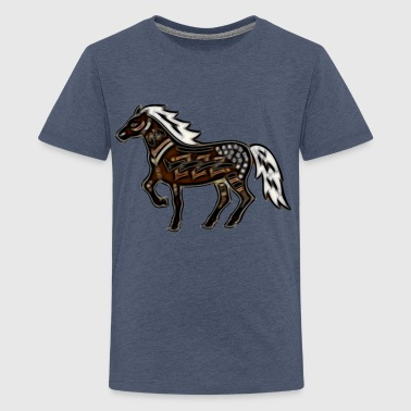 WILD HORSE - Teenager Premium T-Shirt