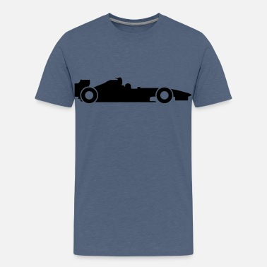 Indy Car Formule 1 - Teenager Premium T-shirt